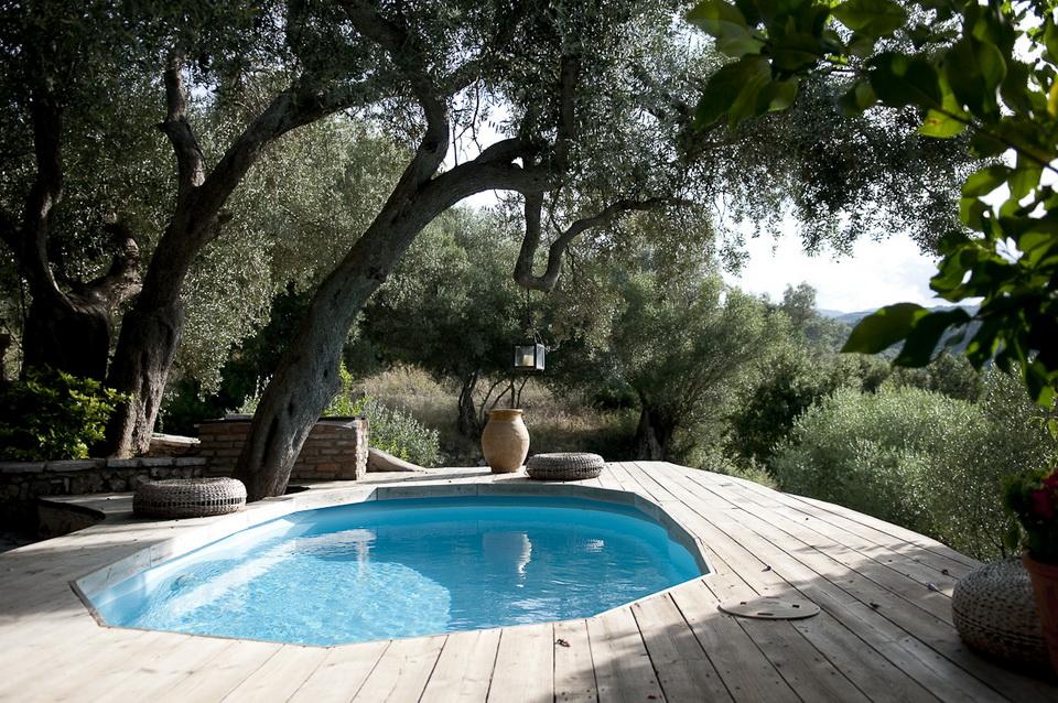 Pavezzo country retreat die reisephilosophen - Hotel con piscina privata grecia ...